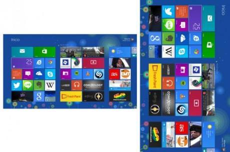 Que hacer cuando la pantalla esta al reves en Windows