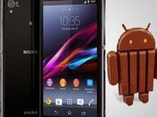 Sony podría actualizar Xperia Android KitKat noviembre