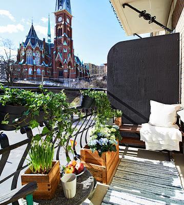 Renovando los balcones rusticos paperblog - Balcones rusticos ...