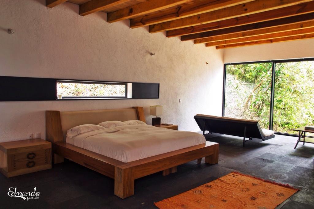 Estilo industrial contempor neo en valle de bravo paperblog for Muebles estilo mexicano contemporaneo