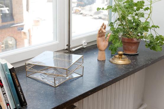 El mini piso de una apasionada de los zapatos paperblog - Muebles pequenos ikea ...