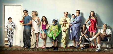 The very best of Modern Family: 100 episodios haciéndonos reir