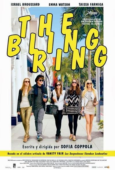 The Bling Ring. Como mola ser pija