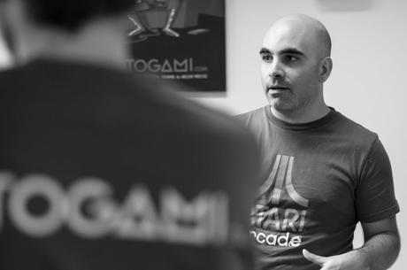 IMG1 Entrevista a David Bonilla, Candela y Jero de Otogami.com