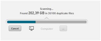 Caso real de cómo TuneUp Utilities eliminó 185GB sólo en archivos duplicados