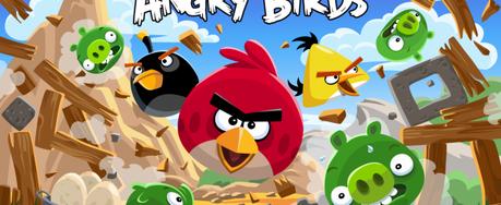 Los Angry Birds se mosquean en la gran pantalla