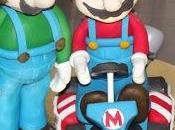 Mario bros luigi pasta zucchero