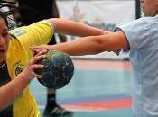 Coquimbo salió perdedores balonmano damas juegos deportivos nacionales