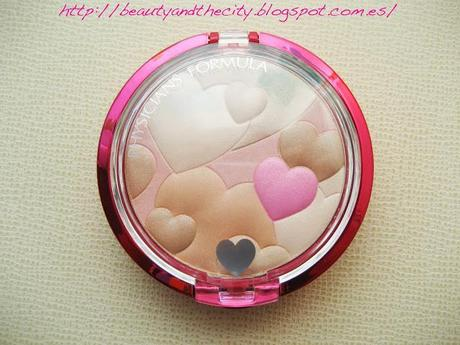 Physician's Formula, Inc., Happy Booster, Glow & Mood Boosting Powder - photos swatches