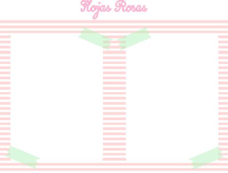 Diseñar las páginas de tu libreta DIY