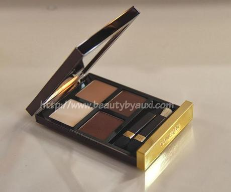 'Cocoa Mirage' Eye Color Quad de Tom Ford