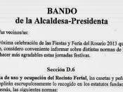 Carta alcaldesa Fuengirola
