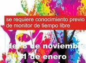 Curso Monitor Ocio Tiempo Libre,especialidad personas discapacidad Castro Urdiales