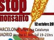 Marcha mundial contra transnacional Monsanto