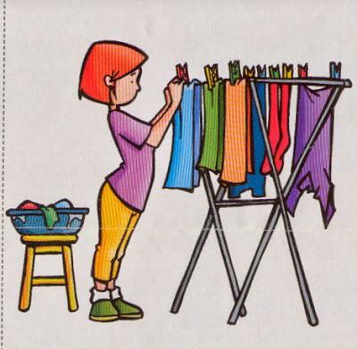 Secar la ropa dentro de casa paperblog - Ropa para casa ...