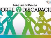 """Foro Luis Carlos """"Deporte Discapacidad"""""""