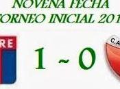Tigre:1 Colón:0 (Fecha