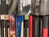 Promoción postales libros Javier Marías