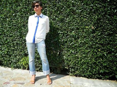 Wardrobe Basics: The White Shirt