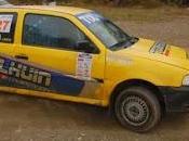 Clasificación general primera etapa rally grande