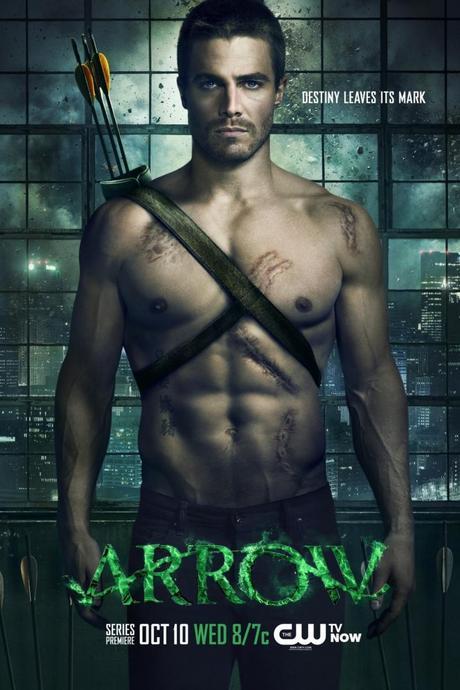 Domingo de serie (1): Arrow