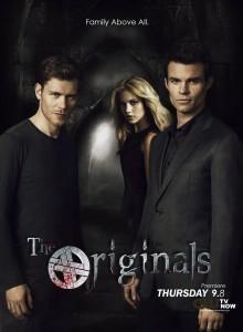 [El Seriéfilo Enigmático] The Originals: Vampiros en Nueva Orleans