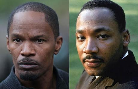Oliver Stone y Jamie Foxx posibles nombres para el biopic de Martin Luther King