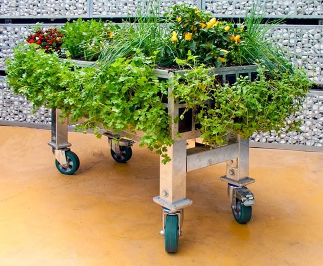 Visita a AIR GARDEN jardinera vertical Paperblog