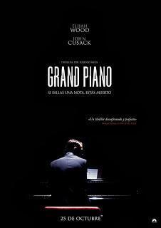 Grand Piano dirigida por Eugenio Mira