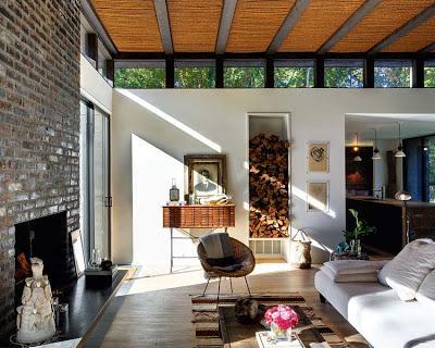 Casa rustica y moderna en suffolk paperblog for Casa moderna y rustica