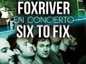 Foxriver tienen doble cita directo este semana valencia