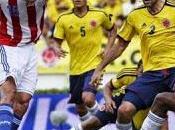 Colombia derrotó paraguay asunción