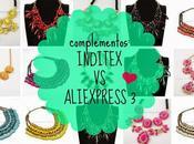 complementos: INDITEX OTROS; ALIEXPRESS EBAY