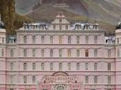 """Póster oficial película Anderson, """"The Grand Budapest Hotel"""""""