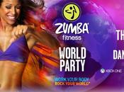 Baila ZUMBA FITNESS WORLD PARTY Noviembre