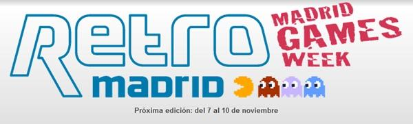 RetroMadrid Games Week