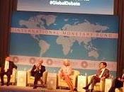 """Intervención Guindos Ministro Economía"""" provoca risas entre participantes debate sobre Economía Global"""