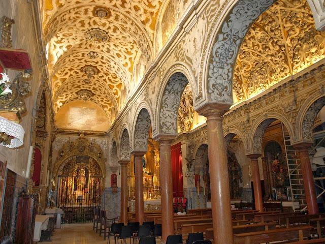 Iglesia de Santa María la Blanca (7): la nave del Evangelio. - Paperblog