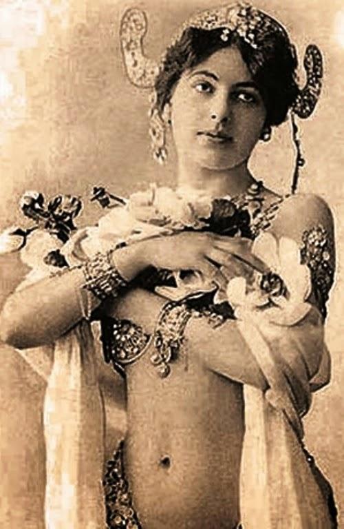 prostitutas españolas matahari significado