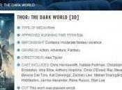 Revelada posible duración Thor: Mundo Oscuro