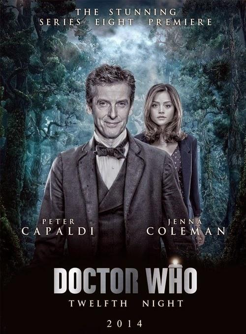 Doctor Who-Peter Capaldi
