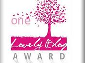 Gracias Lovely Blog Award
