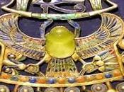 Tutankamón fragmento cometa