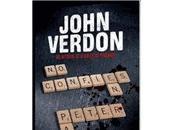 Nuevo Libro John Verdon: Confíes Peter
