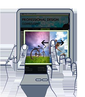 10 razones para que los profesionales del mundo web escojan WebSite X5® Professional 10