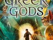 Portada revelada: Percy Jackson's Greek Gods Rick Riordan ilustrado John Rocco