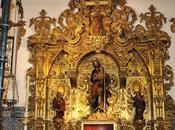 Iglesia Santa María Blanca (15): Capilla Sacramental.