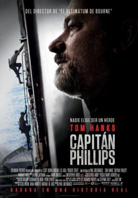 capitan phillips poster españa