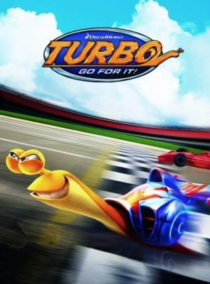 poster turbo dreamworks