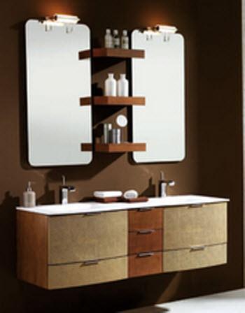 Dos lavabos en el ba o paperblog for Banos con dos lavabos